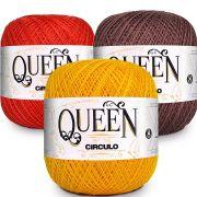 Linha Queen N. 8 678mts Círculo
