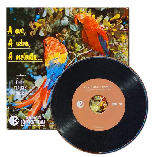 CD A AVE, A SELVA, A MELODIA