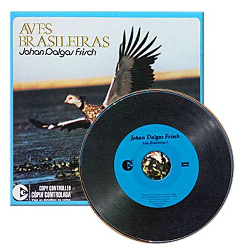CD AVES BRASILEIRAS