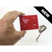 Módulo iLinq SHOCK G3 - Interface universal para Alarme ou Cerca Elétrica