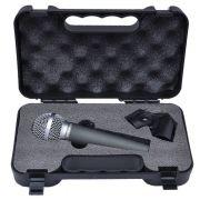 Microfone Cardióide c/ Fio SAS 58 - Santo Angelo