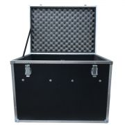 Hard Case Baú para 4 Moving Beam 4x25w - RS