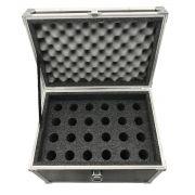 Hard Case Maleta para 24 Microfones - RS