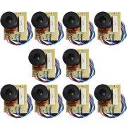 Kit 10 Unidades - Divisor de Frequência 1 Via TI (Driver's Peq e Medios) - 100W