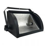 Kit 10 Unidades - Refletor Mini Set Light 500w Preto
