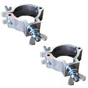Kit 2 Unidades - Algema de Alumínio para Fixação - RS