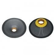 Kit 2 Unidades - Reparo Alto Falante 08'' - 8 Steel 150 (8 Ohms) - Oversound