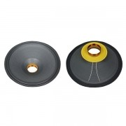 Kit 2 Unidades - Reparo Alto Falante 12'' - 12 Steel 400 (8 Ohms) - Oversound