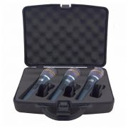 Kit 3 Microfones K 98 - Kadosh ( K98 )