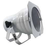 Kit 6 Unidades - Canhão Spot Par 38 Branco Alça Dupla - Volt