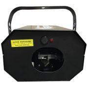 Laser DJ Light 40MW Verde - Neoflash