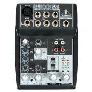 Mesa de Som Xenyx 502 110v - Behringer