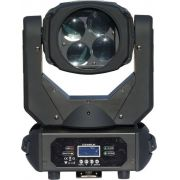 Moving Led Super Beam 100w - 4 x 25w (Caleidoscopio/Disco de Cor)
