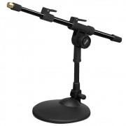 Pedestal de Mesa SM 20P Mini-Girafa p/ Microfone - Vector