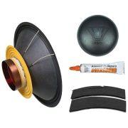Reparo Alto Falante 06'' - 6 Steel 150 / 8 Ohms - Oversound