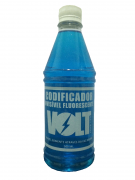 Tinta Invisivel Fluorescente - Azul - 500ml