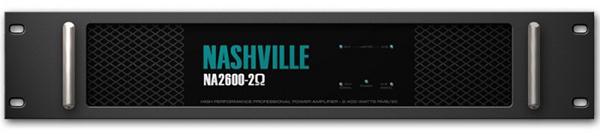 Amplificador NA 2600 - Nashville