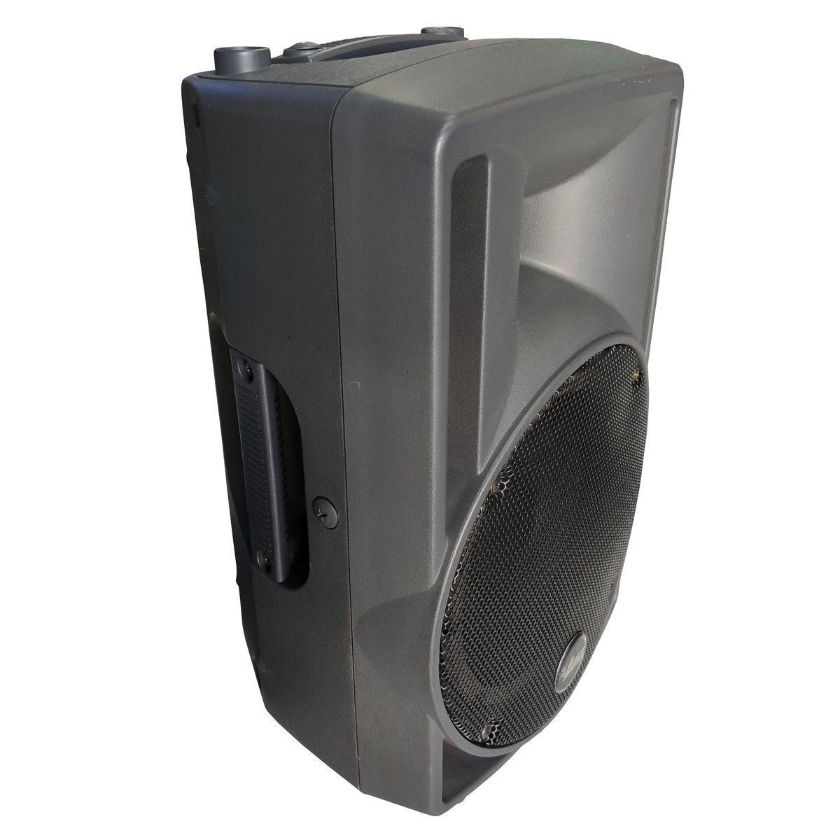 Caixa Acústica Ativa LT 1000 150w USB / Bluetooth - Leacs