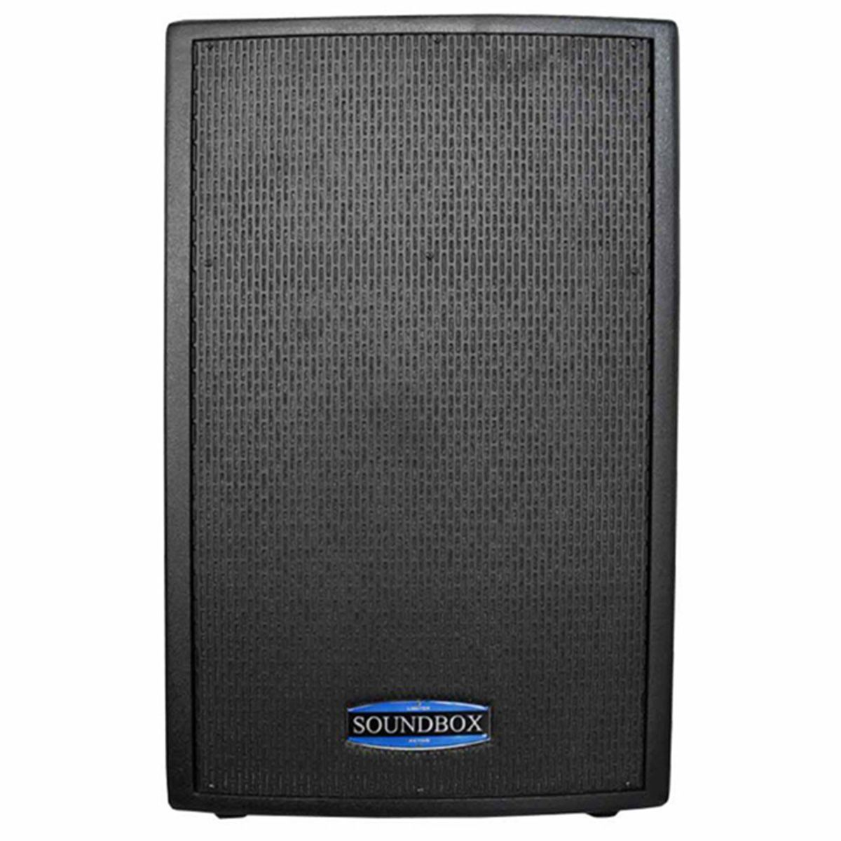 Caixa Acústica Ativa MS 12 Bi-Amplificada / 1000W - Soundbox MS12  - RS Som e Luz!
