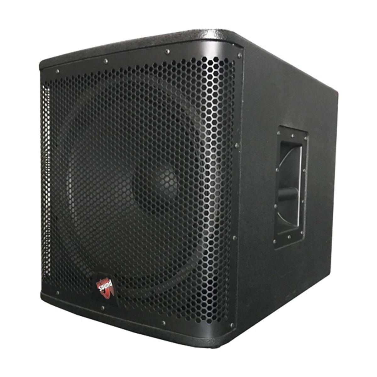 Caixa Passiva Sub Grave 15'' - Prime Sound