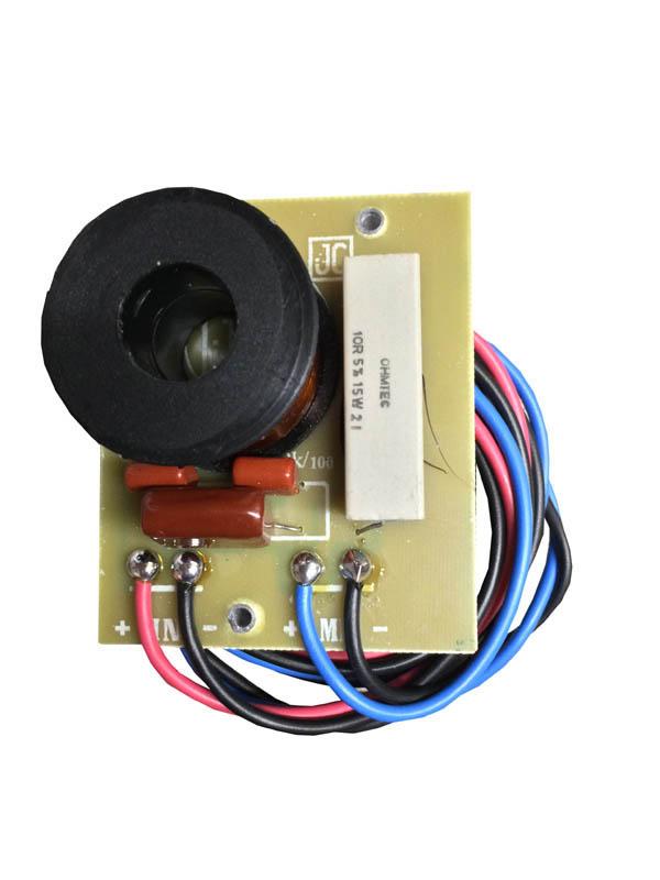Divisor de Frequência 1 Via TI (Driver's Peq e Medios) - 100W