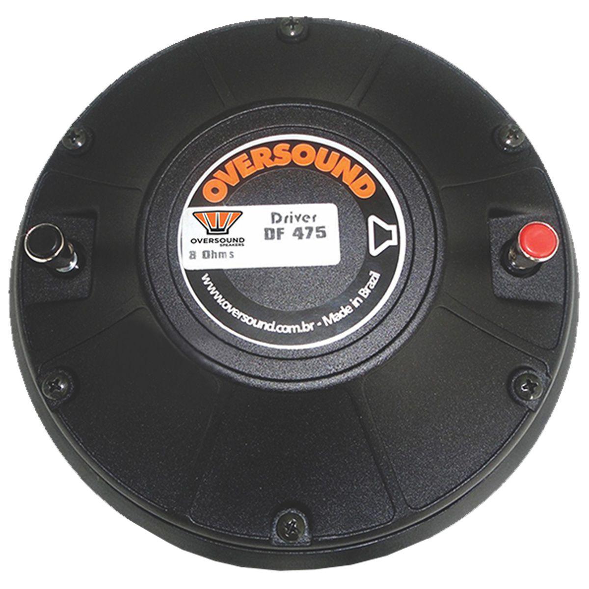 Driver DF 475 - Oversound  - RS Som e Luz!