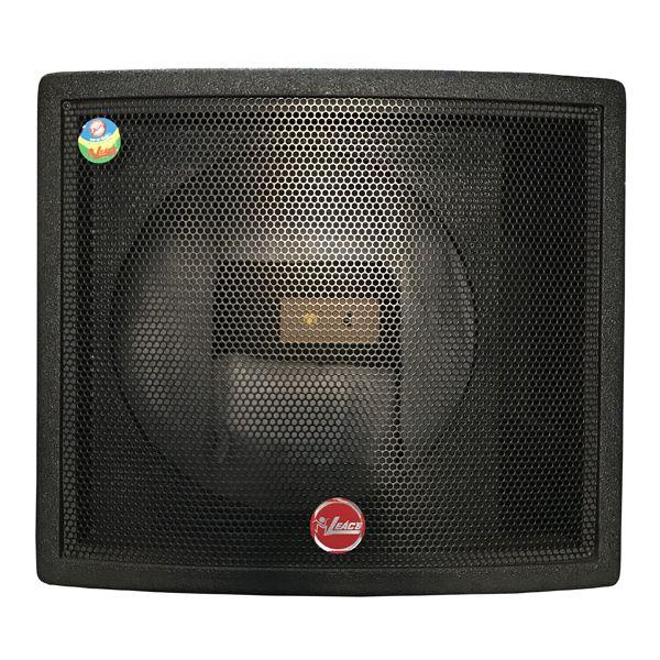 Gabinete Caixa Acustica Sub Grave LCW 115 - Leacs ( LCW115 )  - RS Som e Luz!