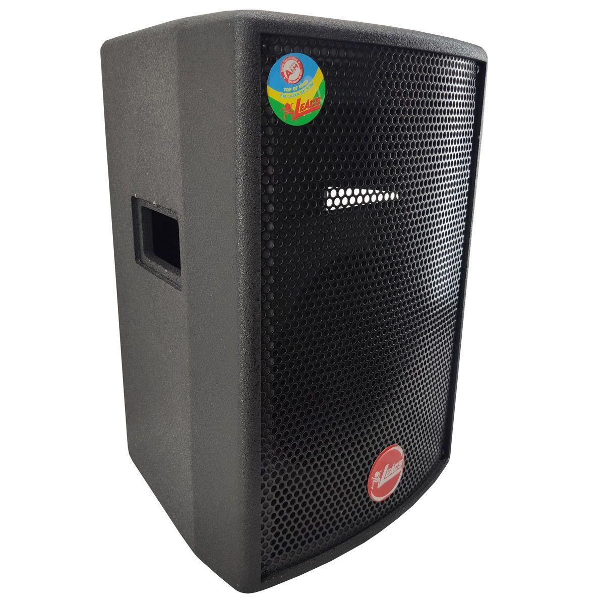 Gabinete Caixa Acústica TP 10 - Leacs (Gabinete Vazio)  - RS Som e Luz!