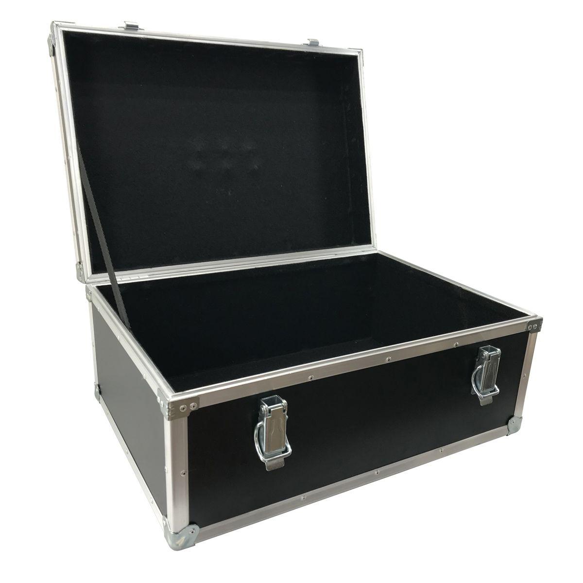 Hard Case Baú Maleta 49x34x24cm (FOG 1500) - RS  - RS Som e Luz!