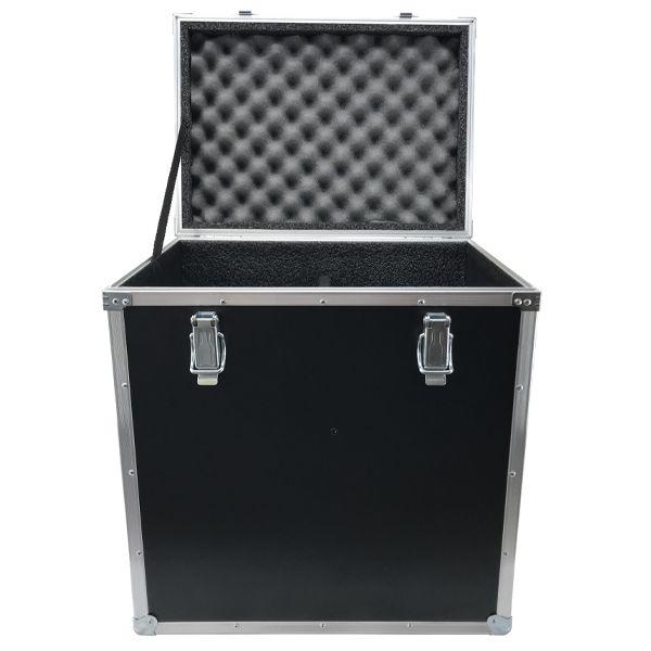 Hard Case Baú para 2 Moving Beam 4x25w - RS  - RS Som e Luz!