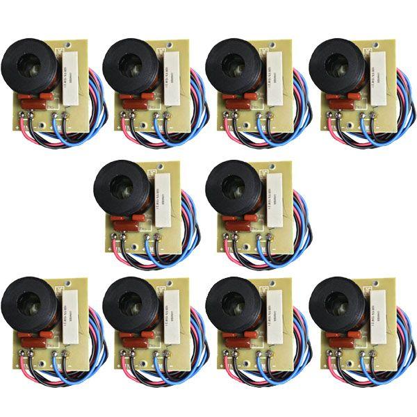 Kit 10 Unidades - Divisor de Frequência 1 Via TI (Driver
