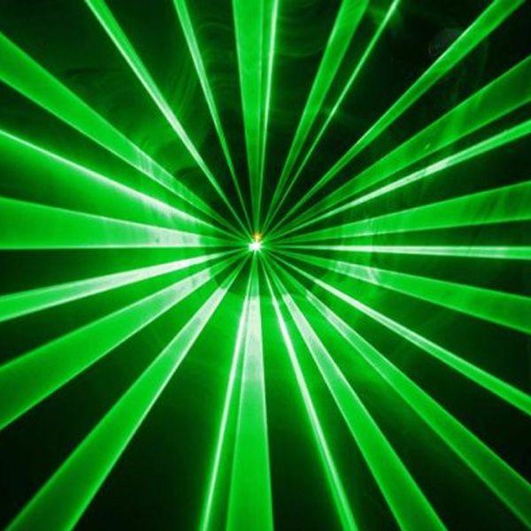 Laser DJ Light 40MW Verde - Neoflash  - RS Som e Luz!