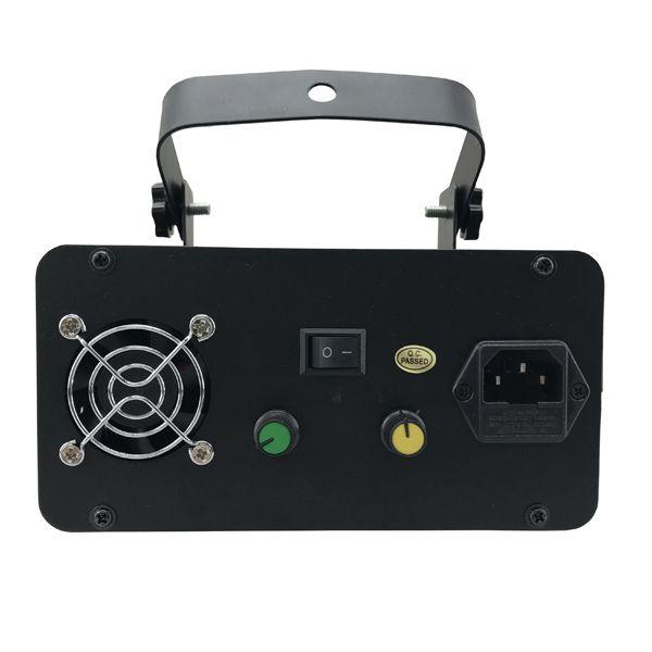 Laser Holográfico com Led Bivolt - RS  - RS Som e Luz!