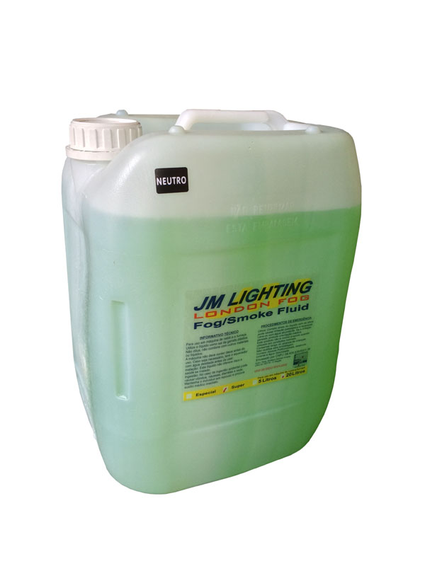 Líquido De Fumaça Super 20 Litros - JM  - RS Som e Luz!
