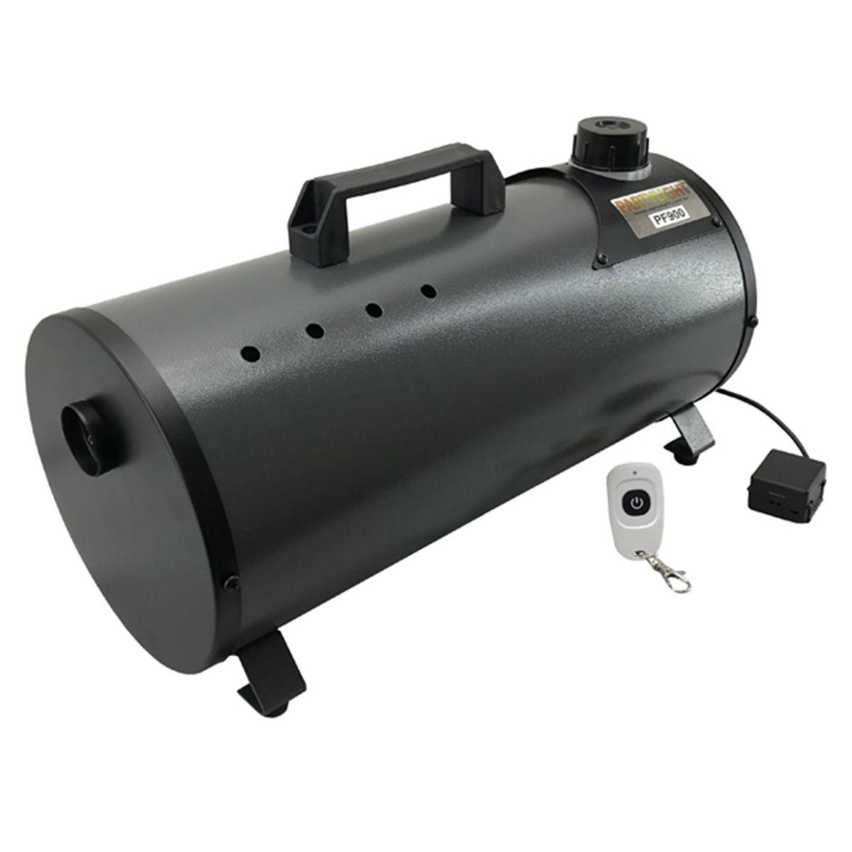 Maquina De Fumaça Bivolt PF 900 - Partylight  - RS Som e Luz!