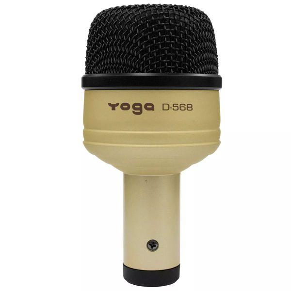 Microfone de Bumbo D 568 - Yoga  - RS Som e Luz!