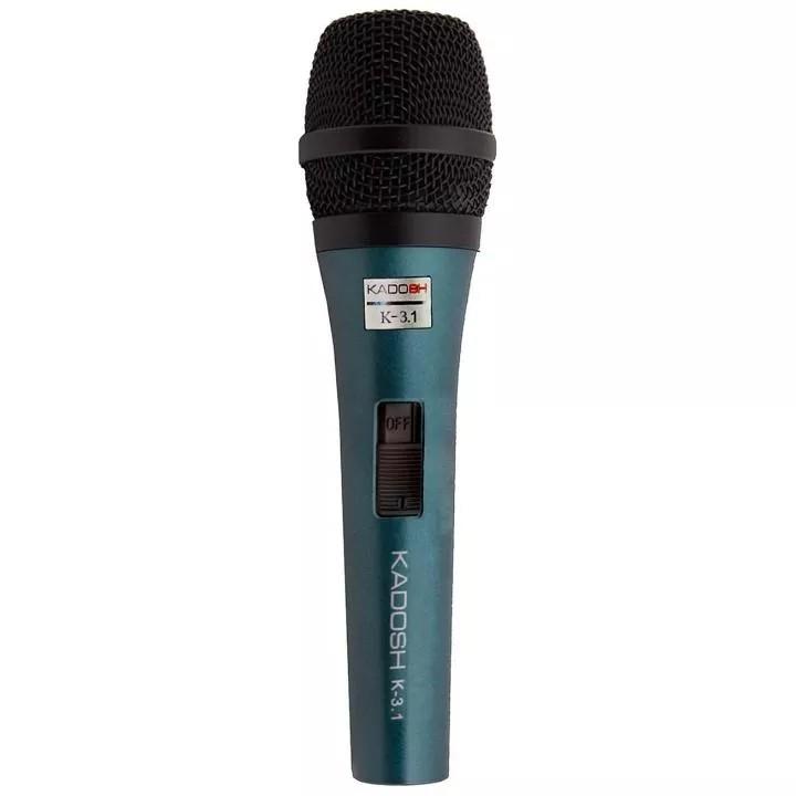 Microfone Dinâmico K 3.1 - Kadosh (K3.1)