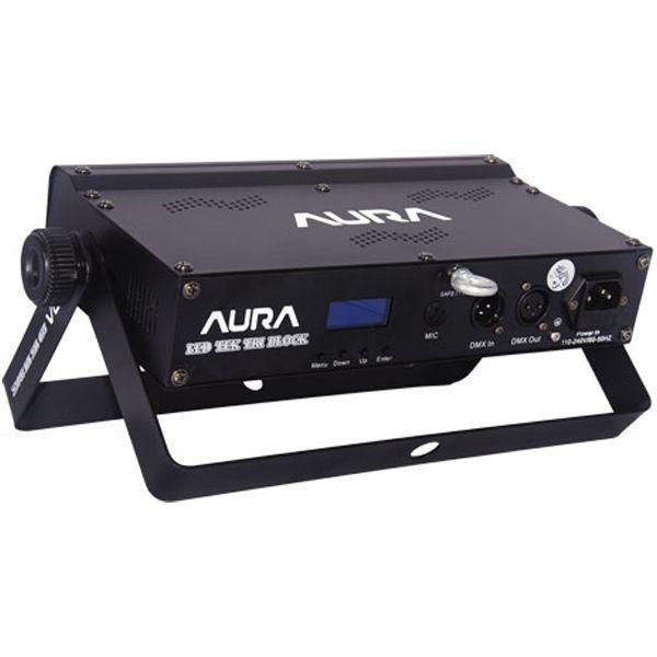 Ribalta LED Tri Block 3W RGB - Aura  - RS Som e Luz!
