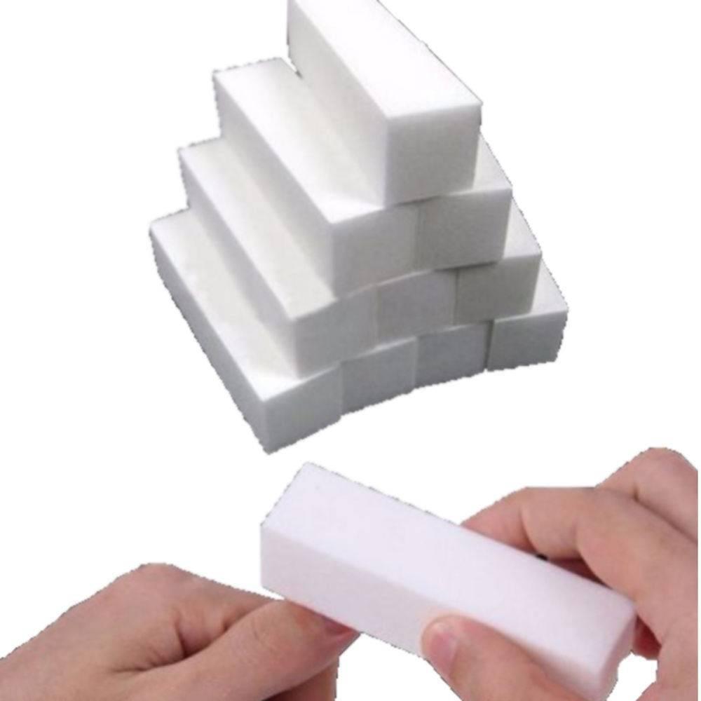 10 Lixas Bloco Fecha Poro Polir Branca