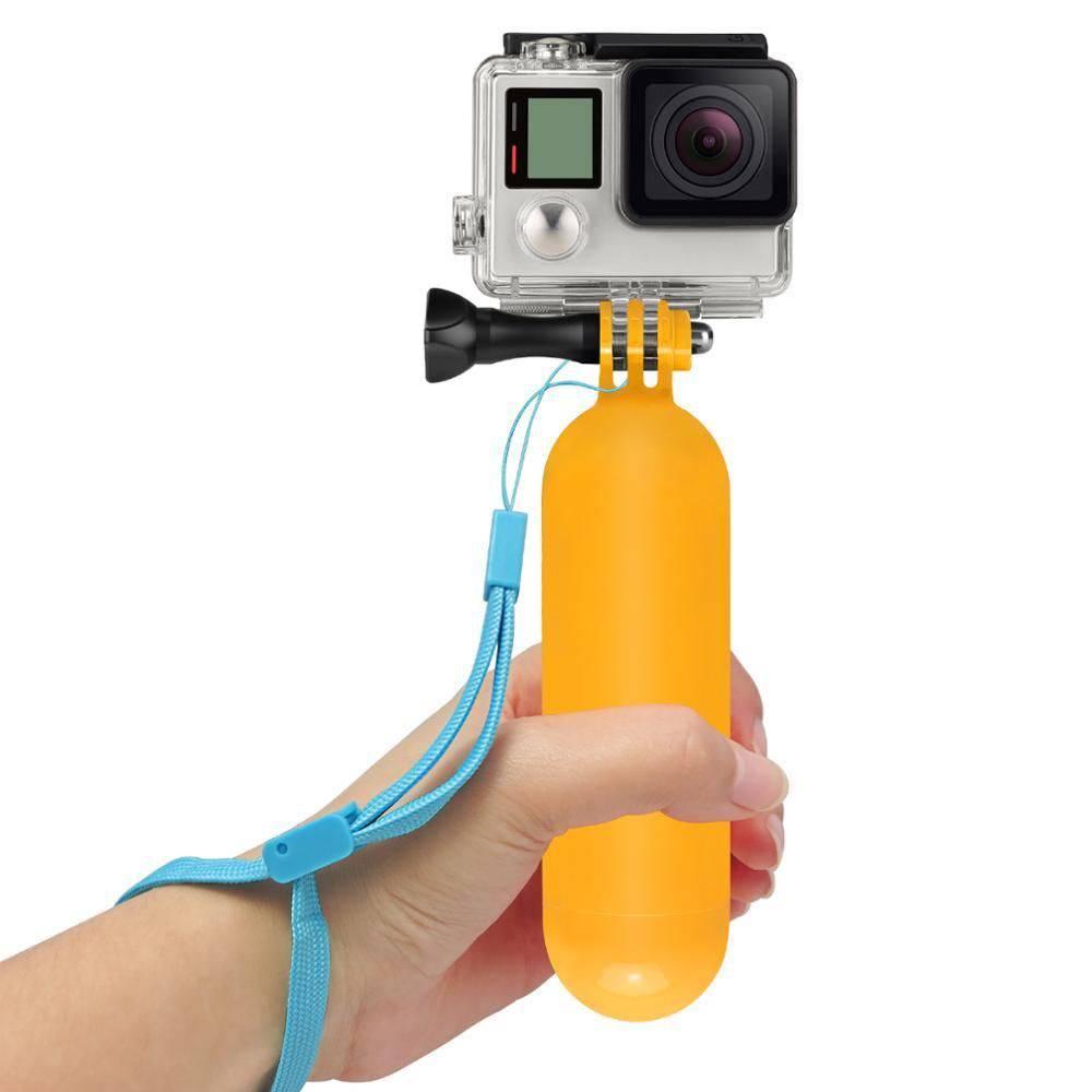 Bastão de Mão Flutuante Flutuador Para Câmeras de Ação ou Esportivas Hero SJCam
