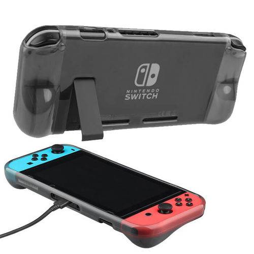 Capa Tpu Silicone Nintendo Switch