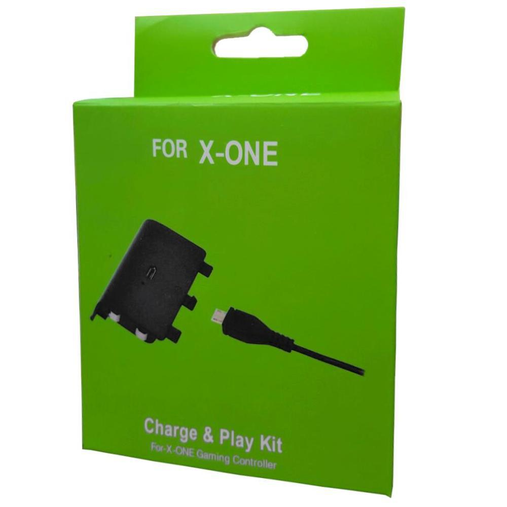 Carregador para Xbox One - Kit Play & Charge