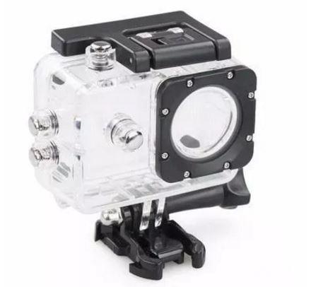 Case Sjcam Sj4000 Caixa Estanque Prova Dágua Capa Waterproof