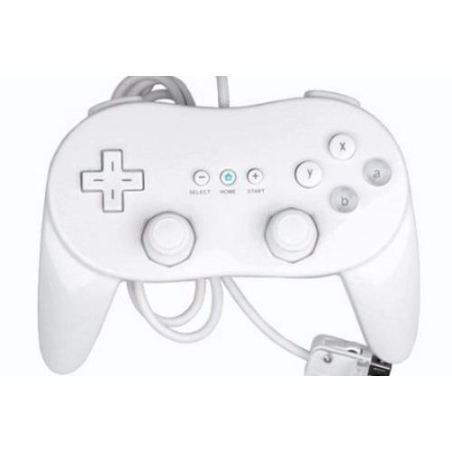 Controle Classic Wii