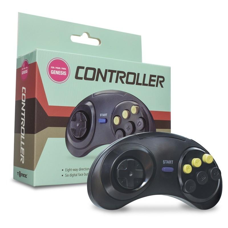 Controle para Mega Drive ou Genesis de 6 Botões - Tomee