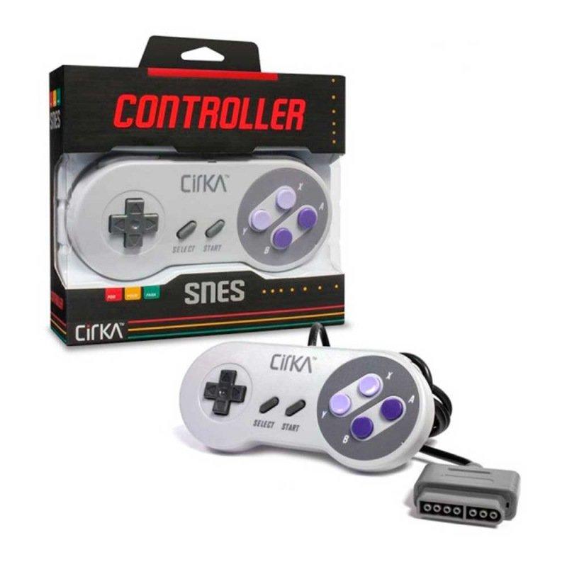 Controle Super Nintendo S91 Cirka