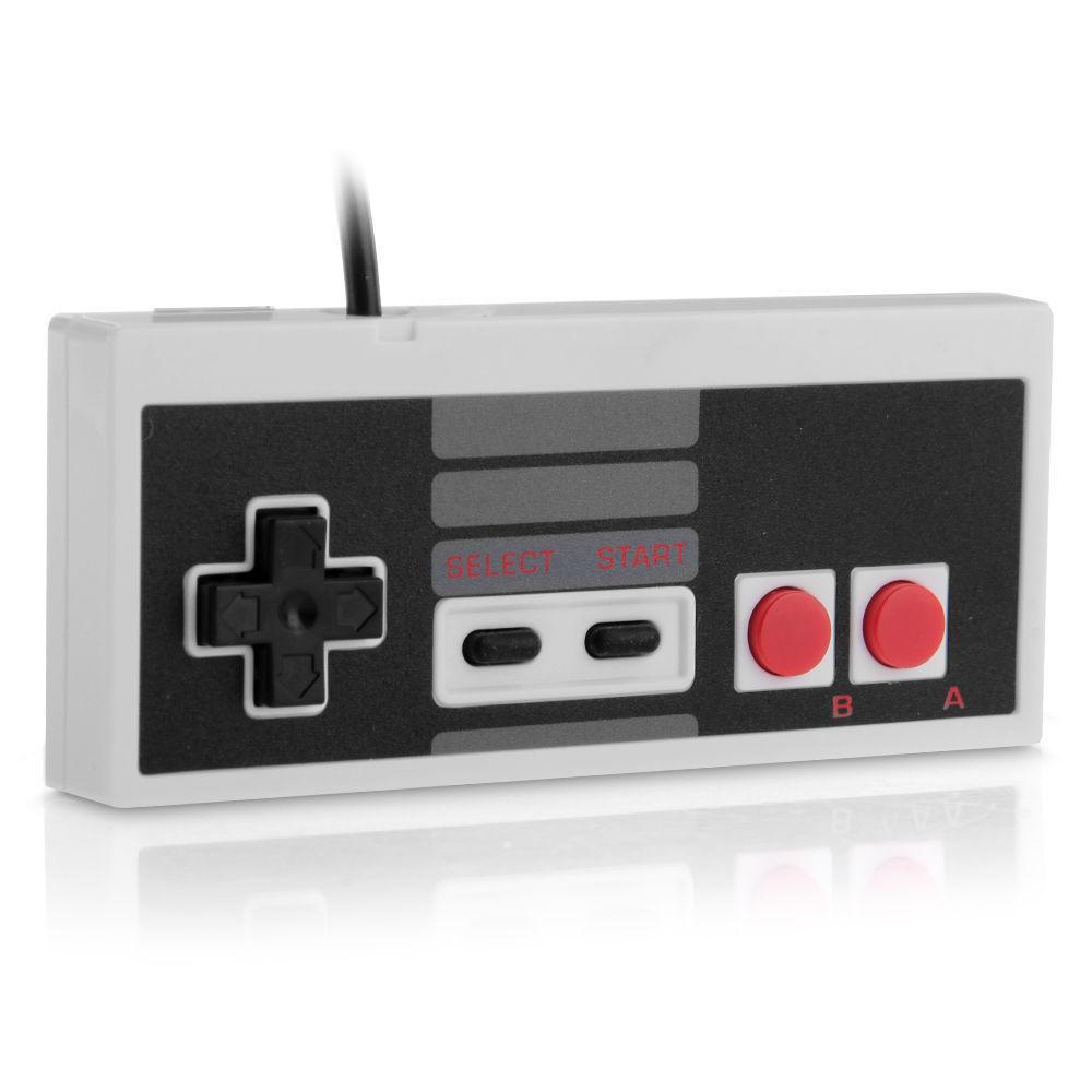 Controle USB NES ® PC / MAC / Raspberry - Hyper Mega