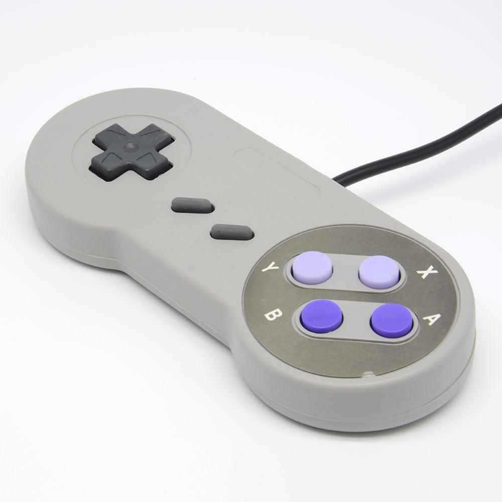 Controle USB Retrô SNES ® PC / MAC / Raspberry - Hyper Mega