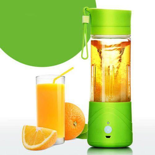 Mini Liquidificador Portátil Para Vitamina Shake Academia Esportes Fitness