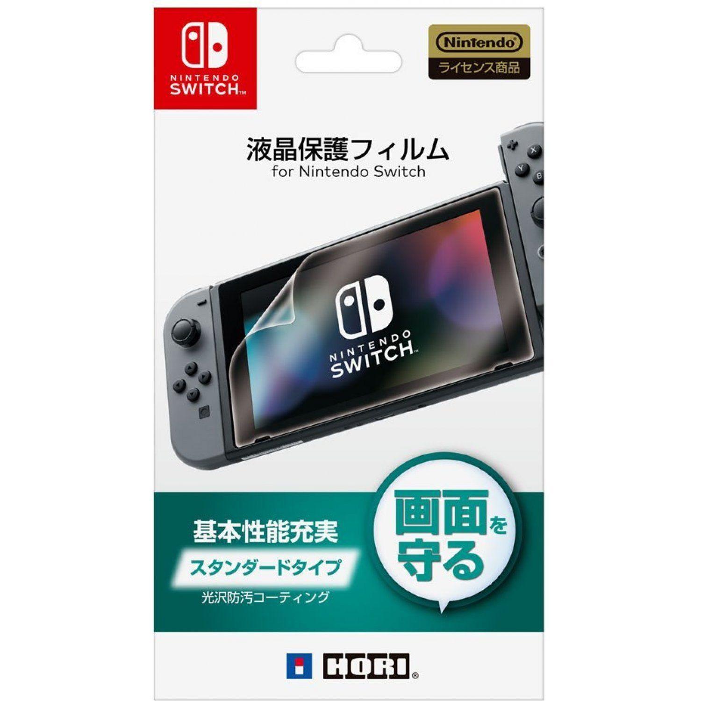 Pelicula Dura / Vidro Original HORI para Nintendo Switch